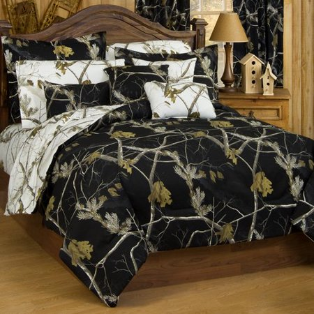 Realtree Bedding Camo Comforter Set