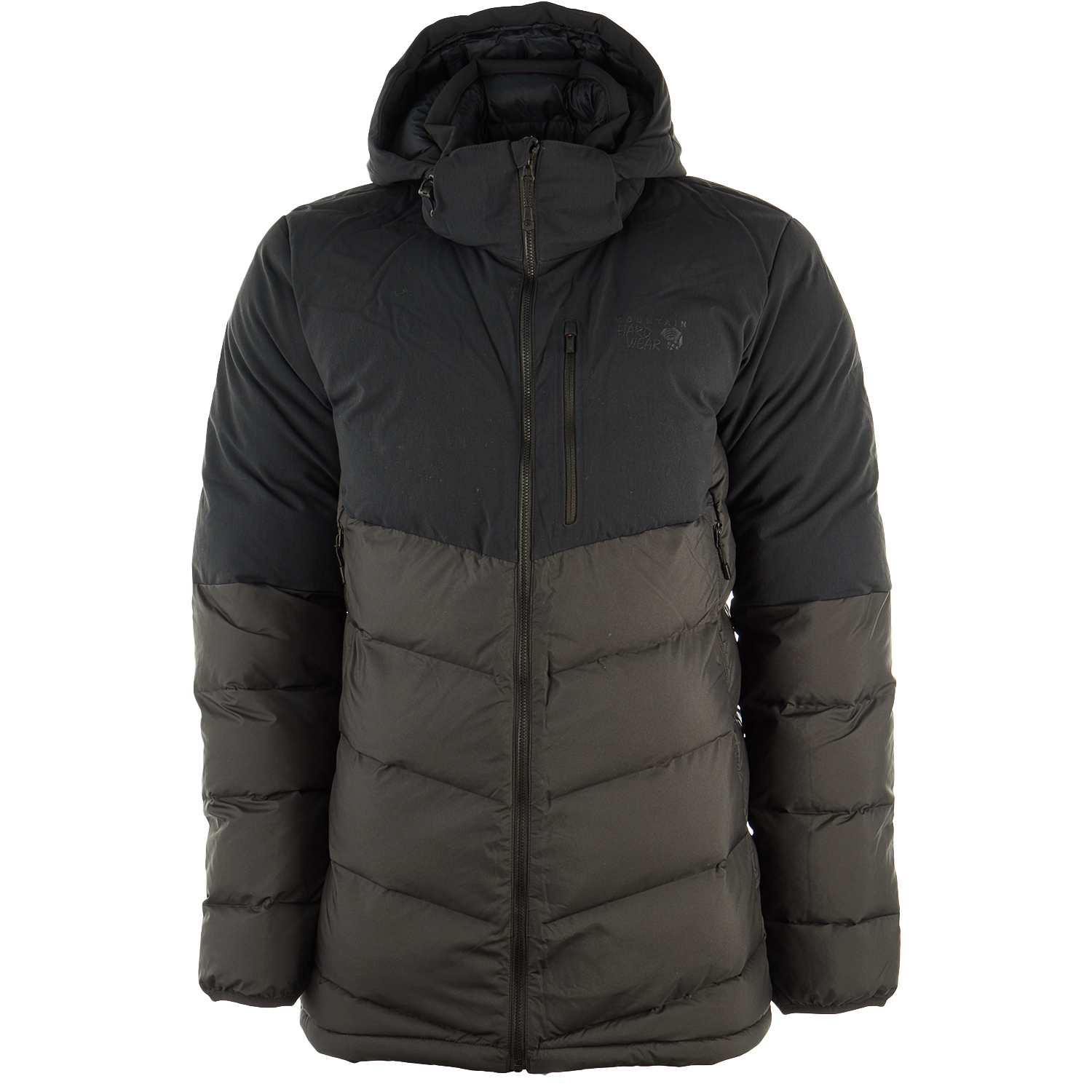 Mountain Hardwear Thermist Coat Hooded Insulated Down Jacket - Mens