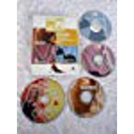 Winsor Pilates 3 DVD Set - 4 Great Workouts: MAXIMUM BURN BASICS, FAT BURNING, MAXIMUM BURN CARDIO, BUN &