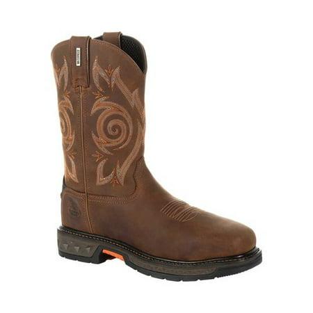 Men's Georgia Boot GB00264 Carbo-Tec LT Steel Toe Work Boot ()