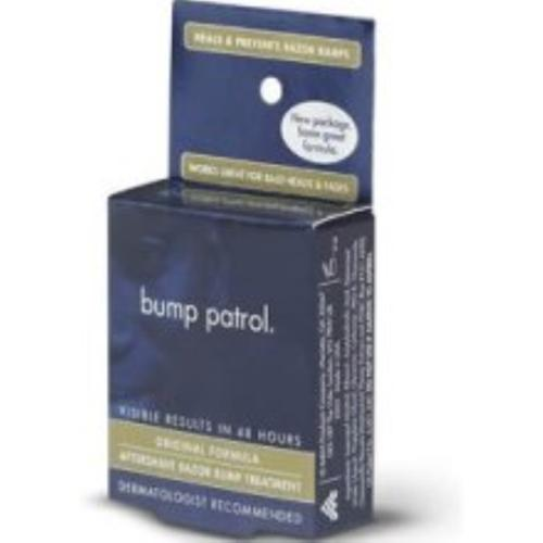 Bump Patrol Aftershave Razor Bump Treatment, Original Formula 0.5 oz