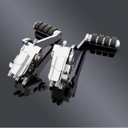 Adjustable Passenger Pegs - Kuryakyn 4505 Adjustable Passenger Pegs