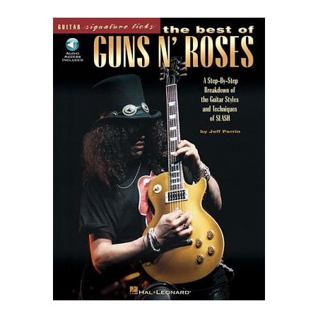 Guitar Tab: The Best of Guns N' Roses (Other) (Best Potato Gun Design)