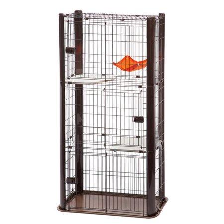 Tucker Murphy Pet Rambo 3 Tier Cat Cage Walmartcom