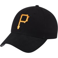 super popular 08802 eb0d3 Product Image Fan Favorite Pittsburgh Pirates  47 Basic Adjustable Hat -  Black - OSFA