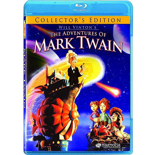 The Adventures Of Mark Twain (Collector's Edition) (Blu-ray) (Widescreen)