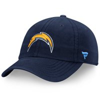 Los Angeles Chargers NFL Pro Line by Fanatics Branded Turbo Adjustable Snapback Hat - Navy - OSFA