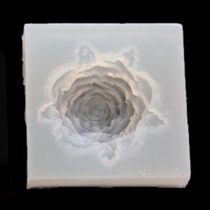 Rose Garland Mirror - Fancyleo 5 Types Silicone Mold Flower Rose Mirror Craft DIY Jewelry Cake Decor Making Epoxy Resin