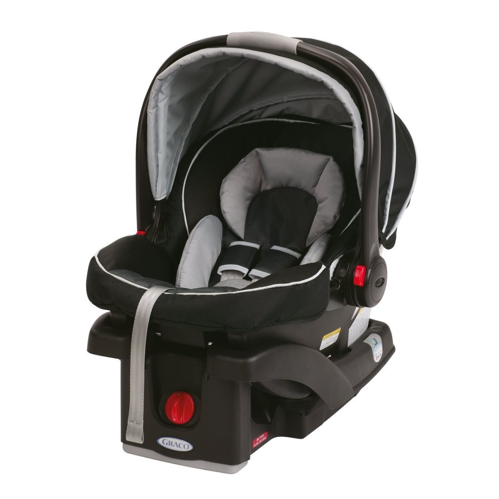 Graco SnugRide Click Connect 35 Infant Car Seat, Gotham | 1893807