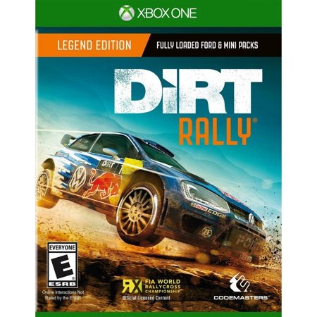 Dirt Rally   Launch Edition  Xbox One