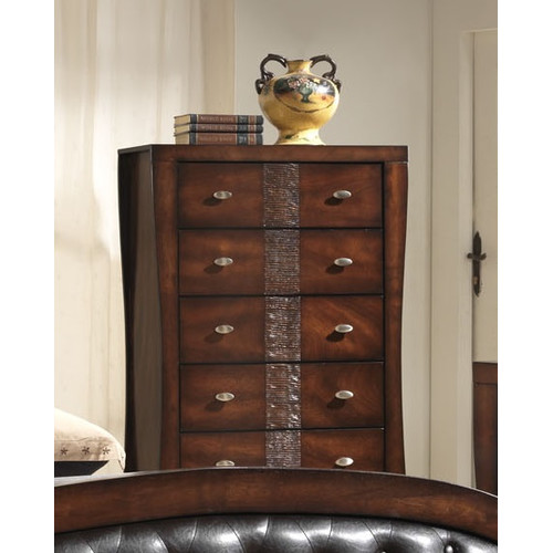 Picket House Furnishings Jenny 5 Drawer Chest