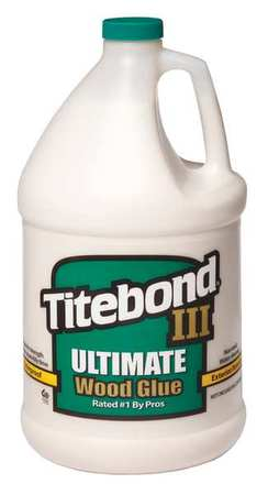 Titebond 1416 1 Gallon Tan Titebond III Ultimate Wood Glue by Franklin International