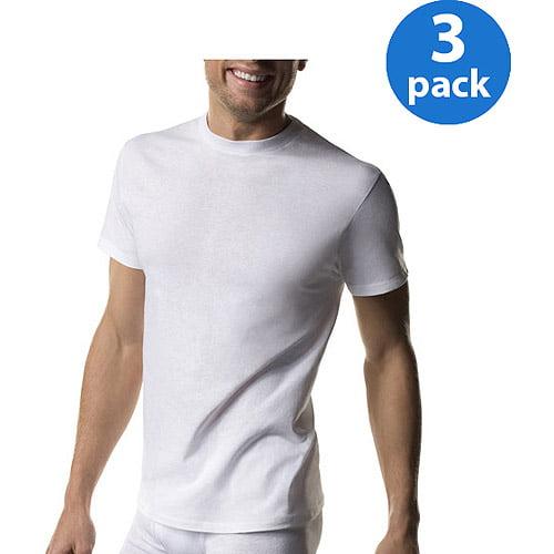 Hanes Tagless ComfortSoft T-Shirts 3 Pack Large