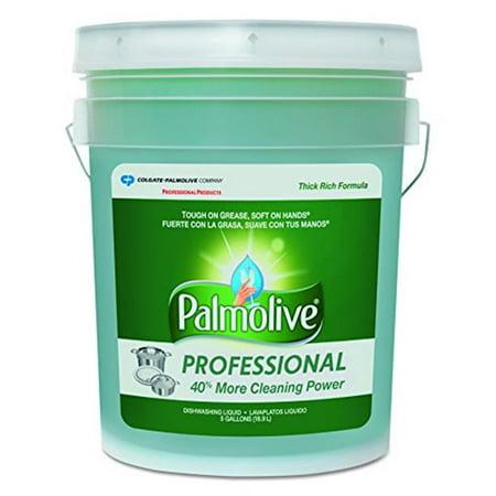 Colgate 204917 Cpc 5 Gal Palmolive Dish Professional Manual Detergent