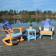 Carolina Chair and Table Corolla Slat Top Table