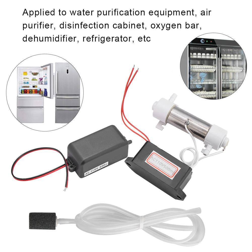 3 G foyer Générateur D/'Ozone Ozone désinfection machine Air /& Water Purifiers 220 V