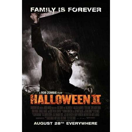 Halloween 2 POSTER Movie G (27x40) (Halloween 2 Movie Poster)