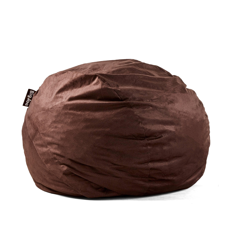 Joe King 5 Fuf Bean Bag Chair Multiple Colors Fabrics