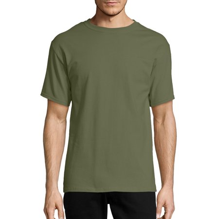 Men's Tagless Short Sleeve (Spandex Vintage T-shirt)