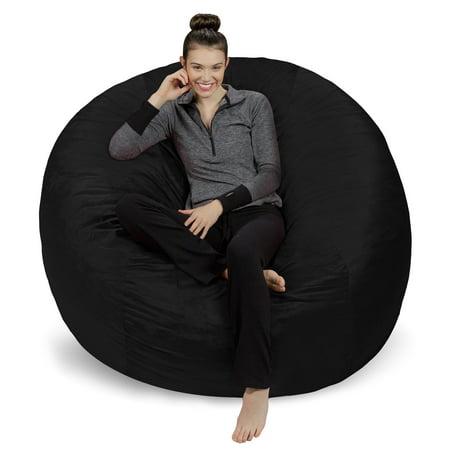 Sofa Sack Giant 6 Ft Bean Bag Multiple Colors