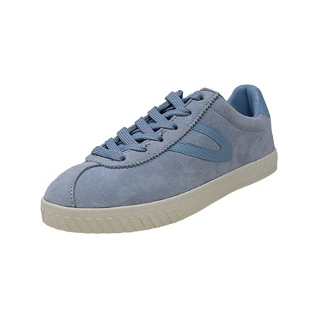 - Tretorn Women's Camden 3 Suede Sky / Ankle-High Fashion Sneaker - 12M