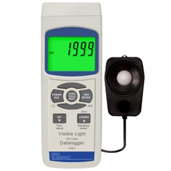 Sper Scientific 850007 Visible Light SD Card Logger