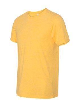 Bella-Canvas C3413 Unisex Short Sleeve T-Shirt - Aqua Triblend, Small