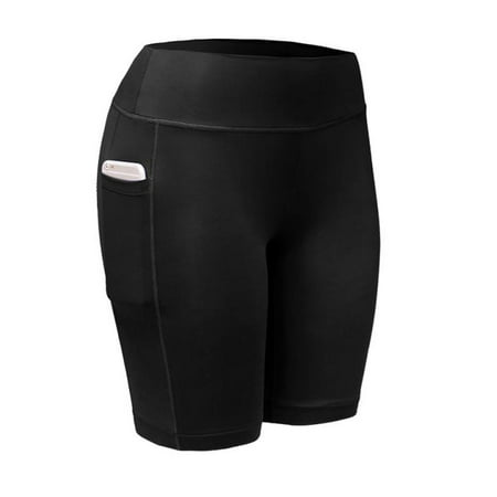 Nike Yoga Shorts (Women Sports Compression Shorts Athletic Fitness Yoga Pants )