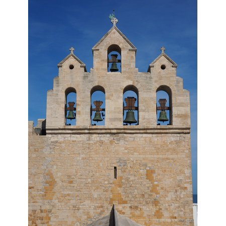 Laminated Poster Building Bell Tower Church Church Roof Architecture Poster Print 24 X 36