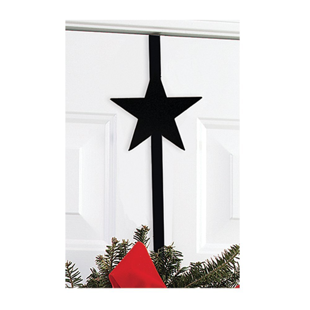 13 Inch Star Wreath Hanger, Perfect gift for those that l...