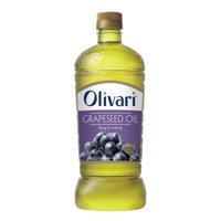 Olivari Grapeseed Oil Non-GMO For Frying and Sauteing 51 Oz