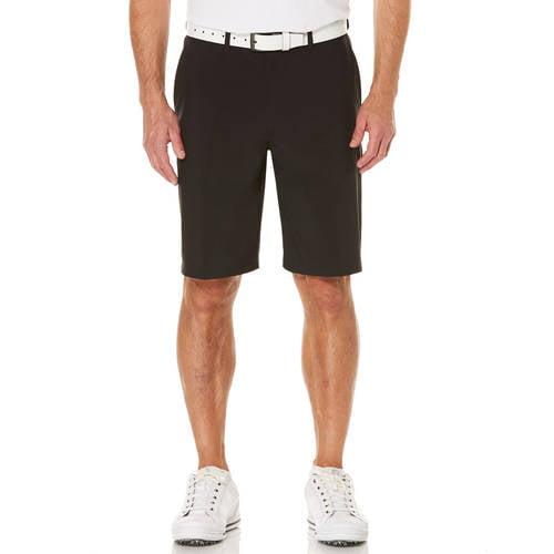 Big Men's Performance Flat Front Active Flex Waistband Four Way Stretch Golf Short