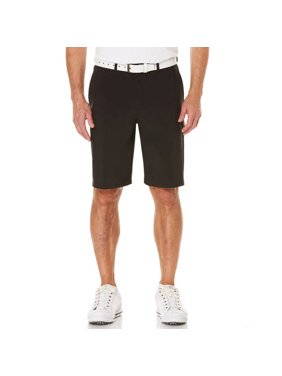f03243b885e Product Image Big Men s Performance Flat Front Active Flex Waistband Four  Way Stretch Golf Short. Product Variants Selector. Black Dark Grey Khaki