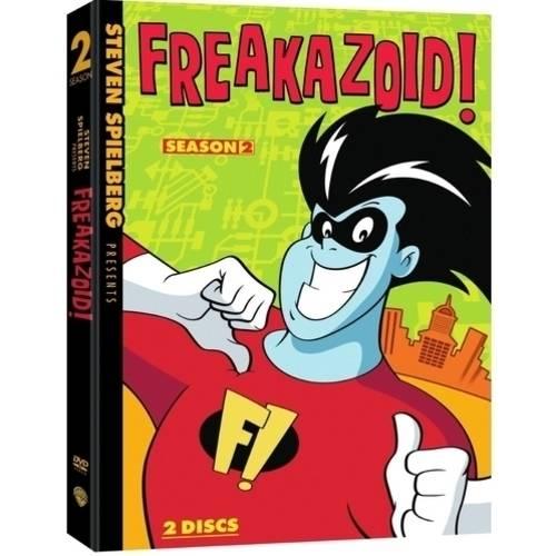 Steven Spielberg Presents: Freakazoid! - The Complete Second Season (Full Frame)
