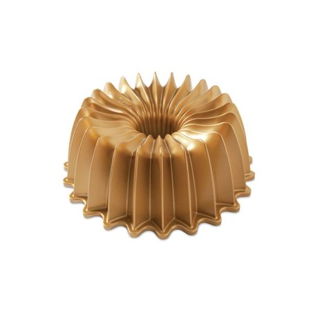Nordic Ware Non-Stick Round Brilliance Bundt Cake - Halloween Pumpkin Bundt Cake Recipe