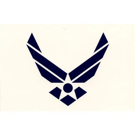 Us Air Force Logo Sticker - 3.25