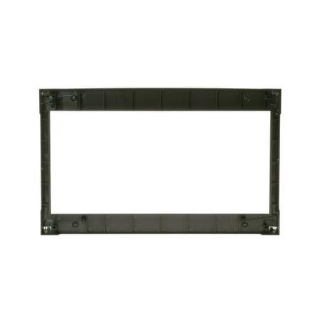 GE JX827SFSS 27 Inch Stainless Steel Microwave Trim Kit (Certified Refurbished)