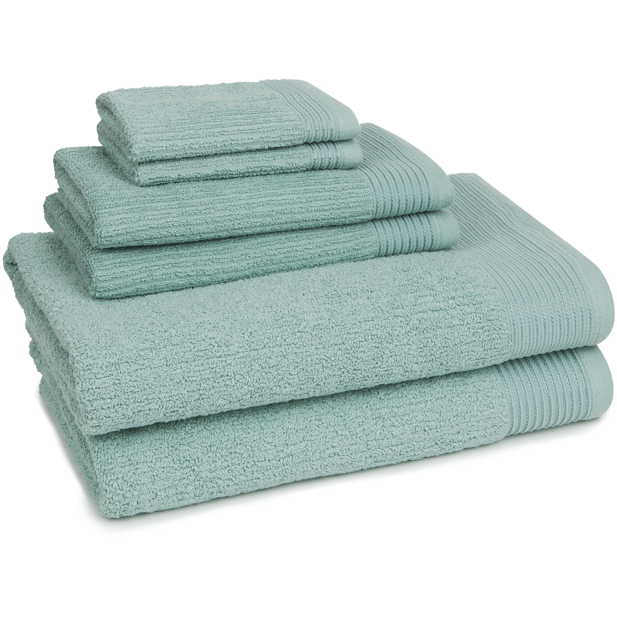 Supreme Spa 6-Piece Bath Towel Set