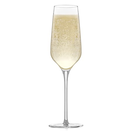 Libbey Signature Greenwich Champagne Flute Glasses, Set of - Champagne Coupe Glasses
