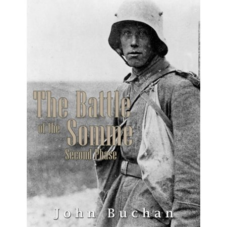 The Battle of the Somme Second Phase - eBook
