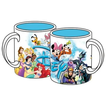 - Disney All Character Cast 11oz Mug