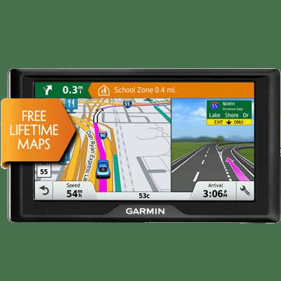 "Garmin Drive 6"" LM EX GPS Navigator"