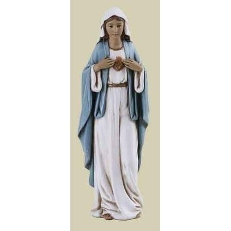 Joseph Studio Renaissance The Immaculate Heart of Mary Religious Figurine 46474