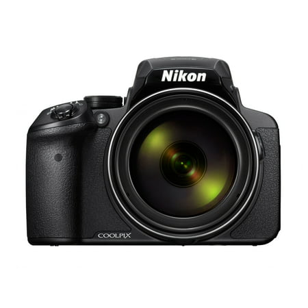 Nikon Silver COOLPIX P900 Digital Camera with 16 Megapixels and 83x Optical (Coolpix Housing)