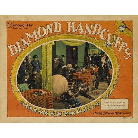 """Diamond Handcuffs - movie POSTER (Style E) (11"""" x 14"""") (1928)"""