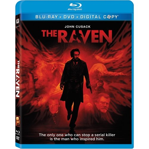 The Raven (Blu-ray) (With INSTAWATCH) (Widescreen)
