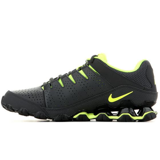 Nike - Nike REAX 8 TR Mens Gray Volt Athletic Training Running Shoes ... 00016d079