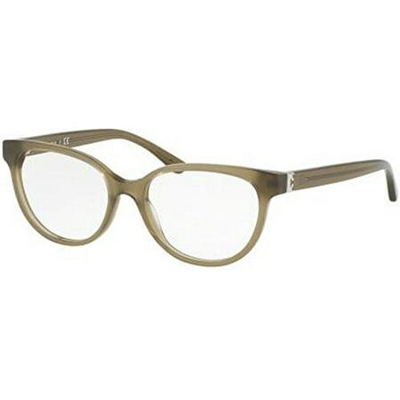 Tory Burch Womens Ty2071 Eyeglasses Cumin 51Mm
