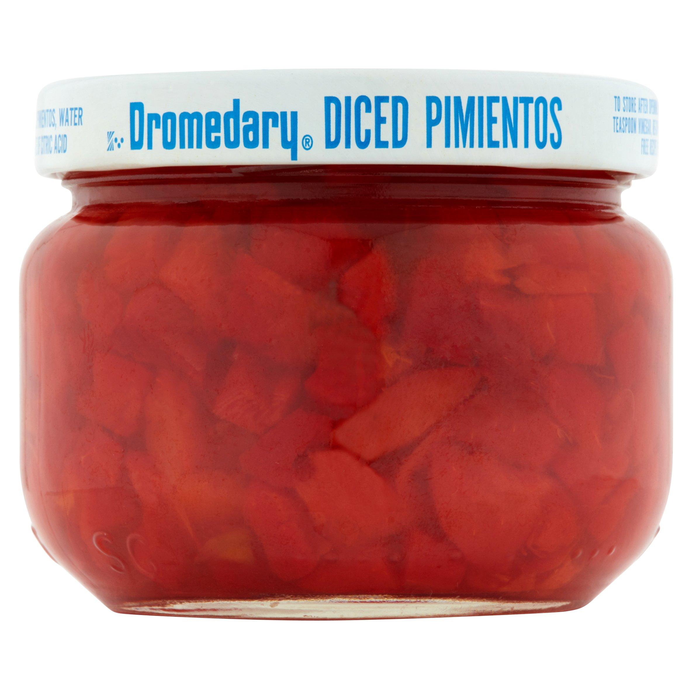 (6 Pack) Dromedary Diced Pimientos, 4 Oz