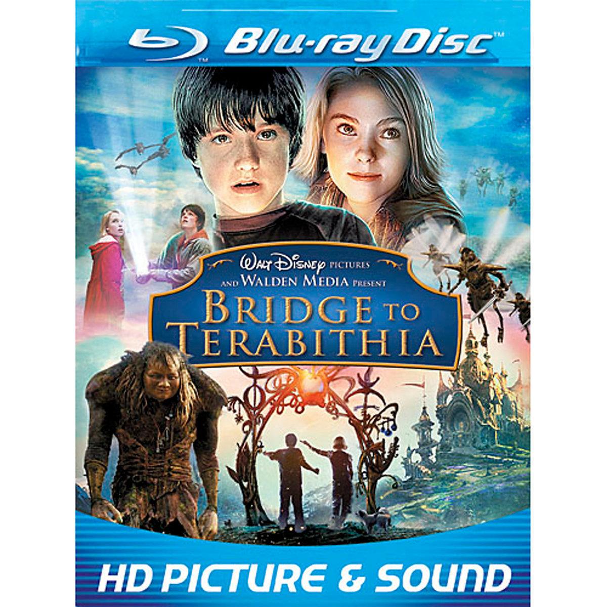 Bridge To Terabithia (Blu-ray)